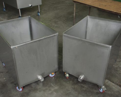 Cheese Bins Xcell Engineering